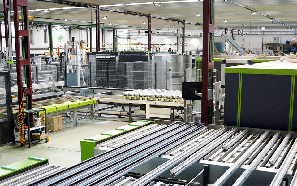 Fabricación ventanas PVC Madrid