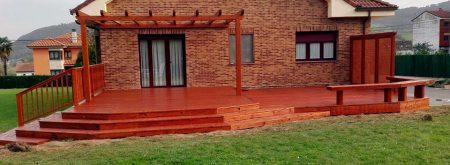 Trabajos en madera Madrid