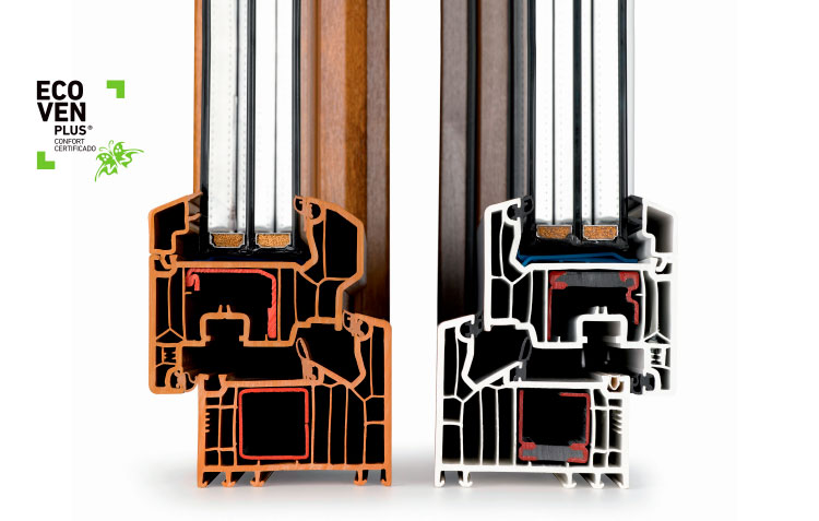 Ventanas PVC Ecoven Plus