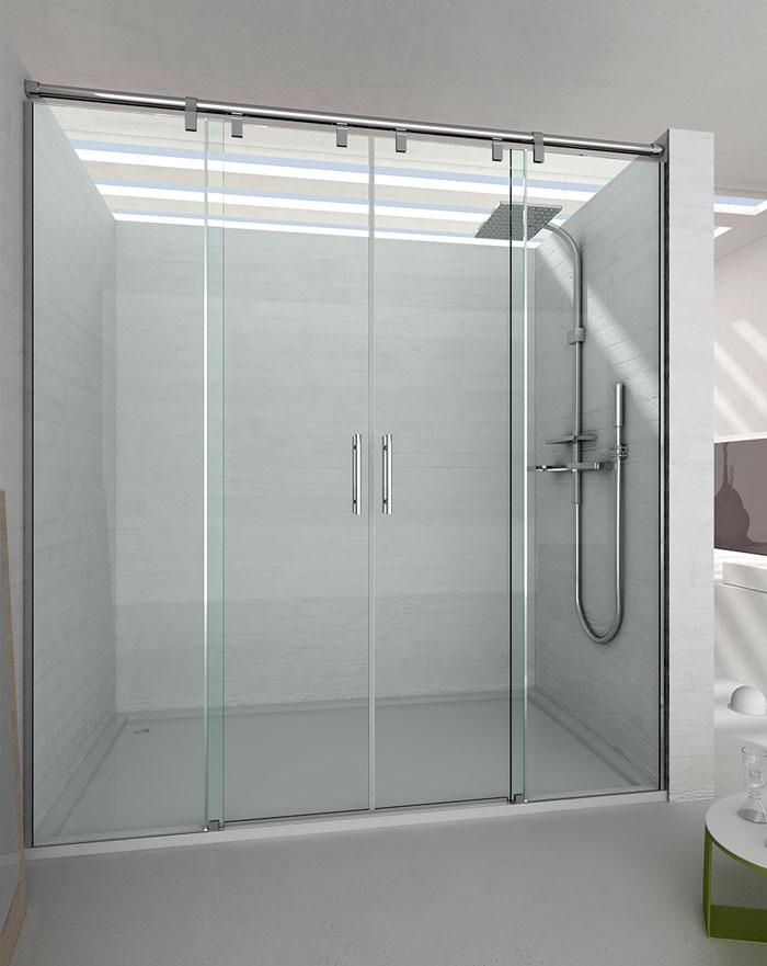 Mamparas de ducha 4 garma milenium - Precios de mamparas para ducha ...
