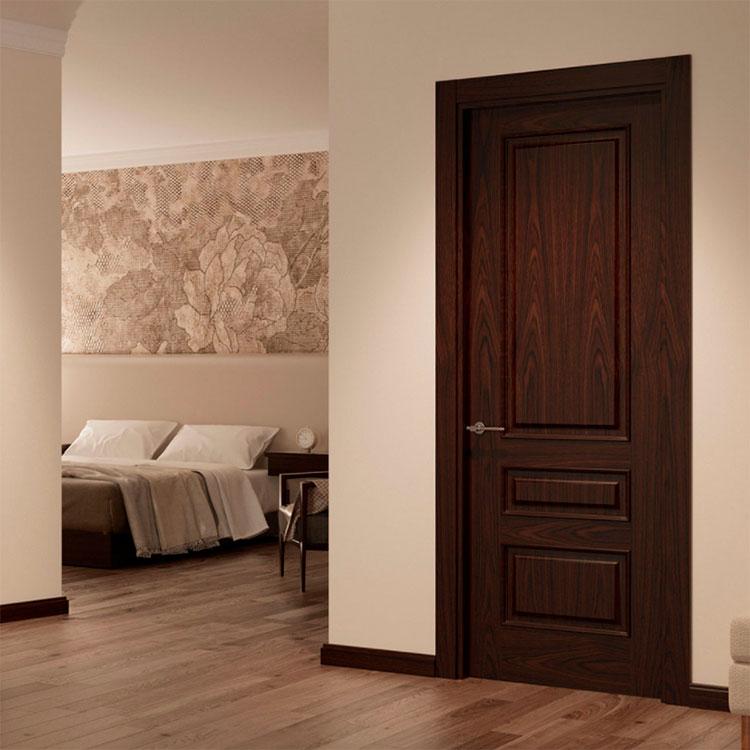 Puerta interior cl sica 430x garma milenium for Medidas de puertas interiores