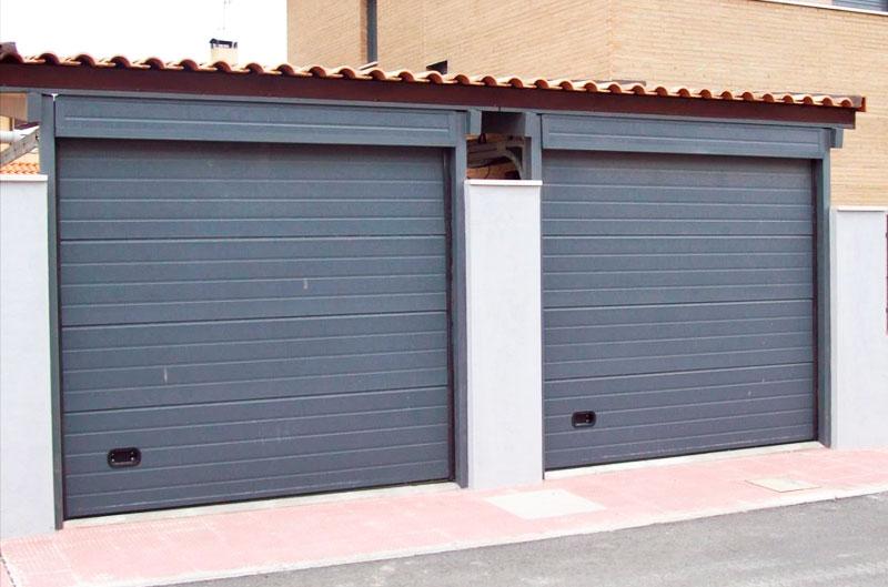 Puertas de garaje Madrid