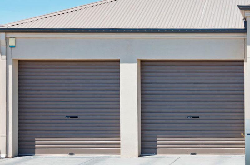 Puertas de garaje 3 garma milenium for Puerta garaje metalica