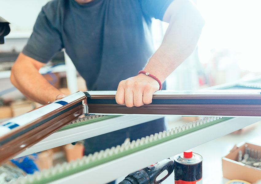Experiencia en fabricación ventanas PVC y aluminio en Madrid