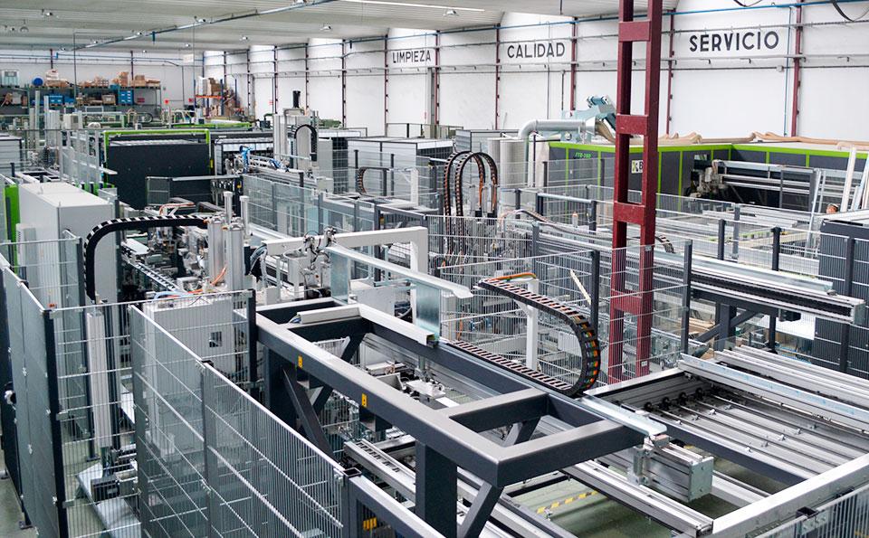Fábrica de ventanas PVC Garma