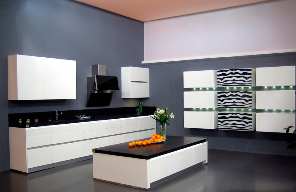 Muebles de cocina 2 garma milenium - Exposiciones de cocinas en madrid ...