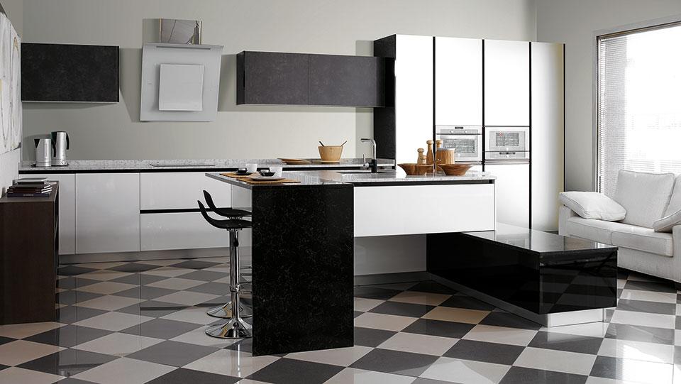 Muebles de cocina 9 garma milenium - Tiendas de muebles de cocina en madrid ...