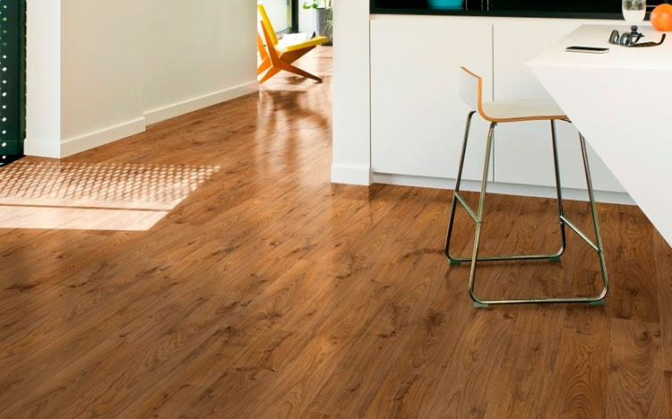 Quick Step Roble Natural Viejo