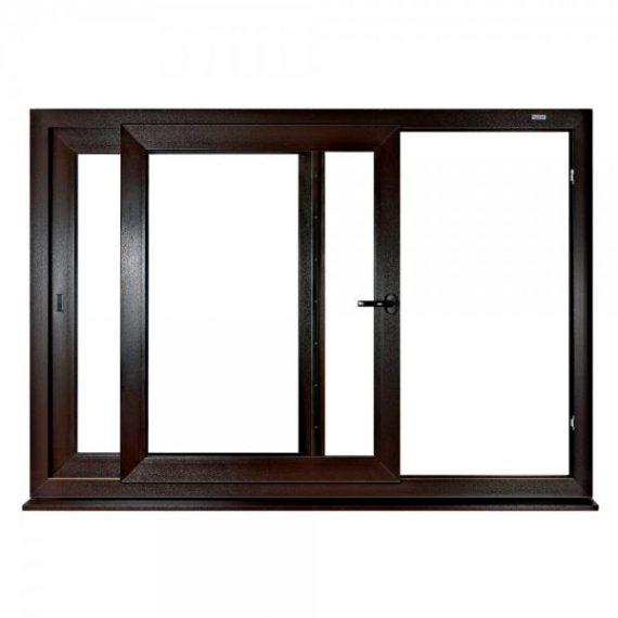 Ventanas de pvc madrid ventanas y cerramientos pvc para for Ventana corredera pvc