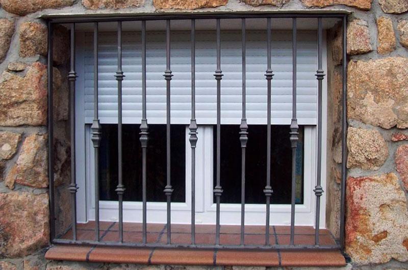 Cerrajería Rejas en Madrid