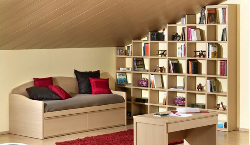 Muebles de dormitorio juvenil 4 garma milenium for Muebles de dormitorio juvenil