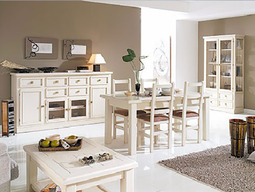 Muebles de madera garma milenium for Muebles megapark