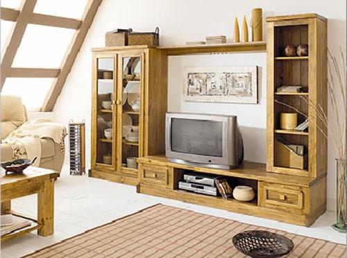 Muebles de madera garma milenium for Muebles milenium catalogo