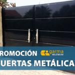 Promoción puertas metálicas Madrid