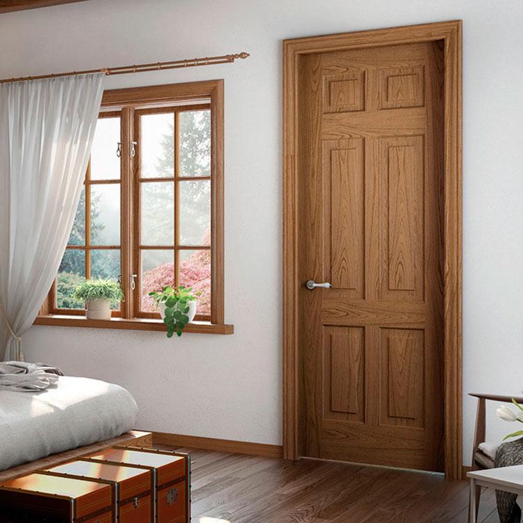 Puerta de interior contempor nea 3460x garma milenium for Muebles megapark