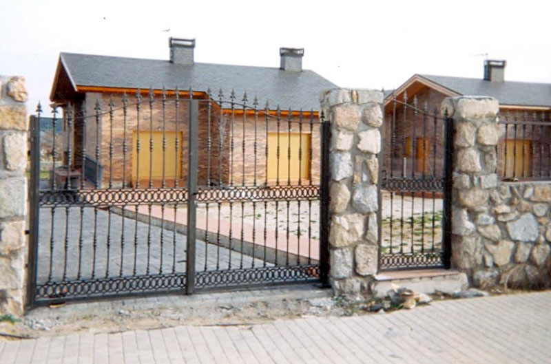 Puertas de cancela Madrid