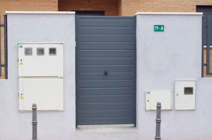 Puertas de cancela 6 garma milenium for Muebles megapark