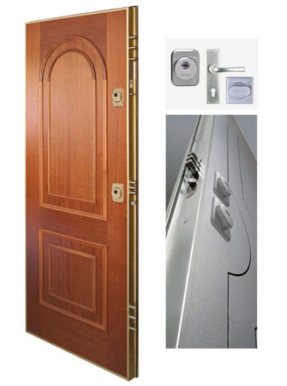 Puertas de seguridad serie 4.0