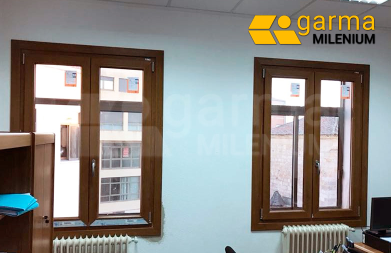 Renovación de ventanas de PVC en Madrid