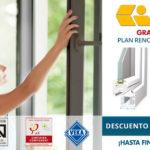 Renovación de ventanas PVC en Madrid