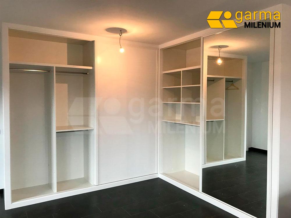 Frentes de armario lacados Madrid