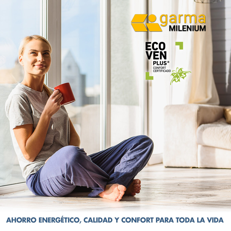Ventanas de PVC Madrid Ecoven plus