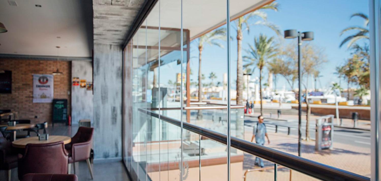 cerramientos de cristal eficiente en Madrid