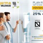 Plan renove ventanas PVC